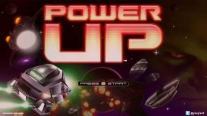 PowerUp startscreen