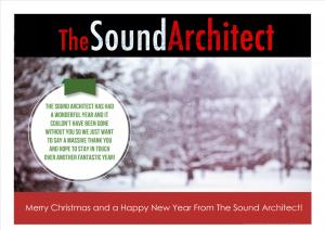 The Sound Architect Christmas