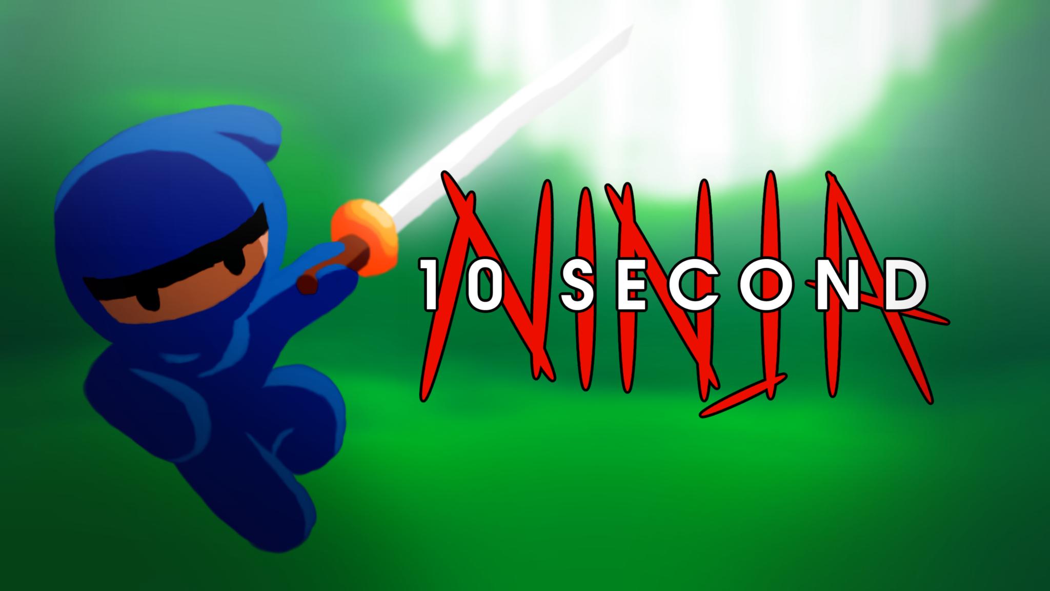 Look Out Robot Hitler, it's 10 Second Ninja!