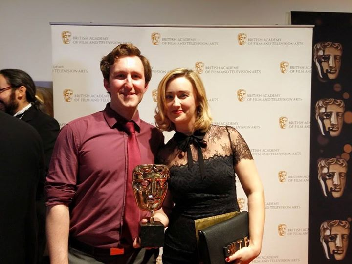 Sam Hughes & Ashley Johnson