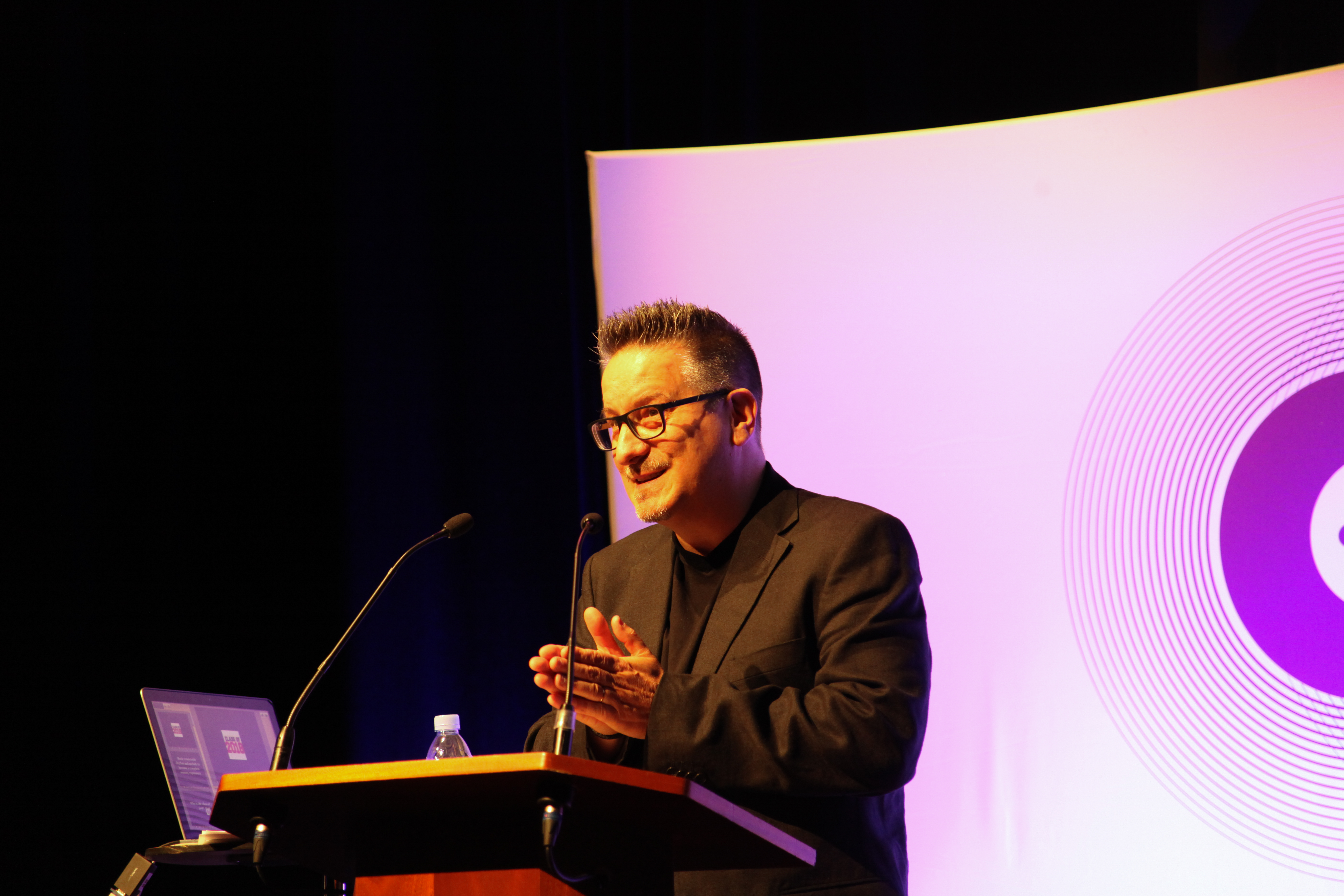 John Broomhall at Game Music Connect 2014