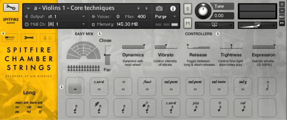 gui image for spitfire chamber strings