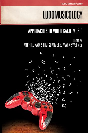 image of the book ludomusicology approaches to video game music