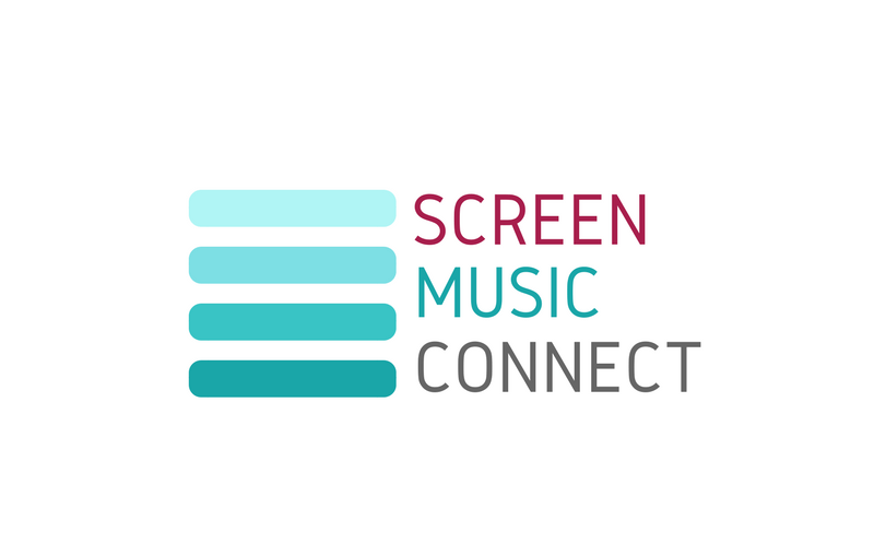 screen music connect logo