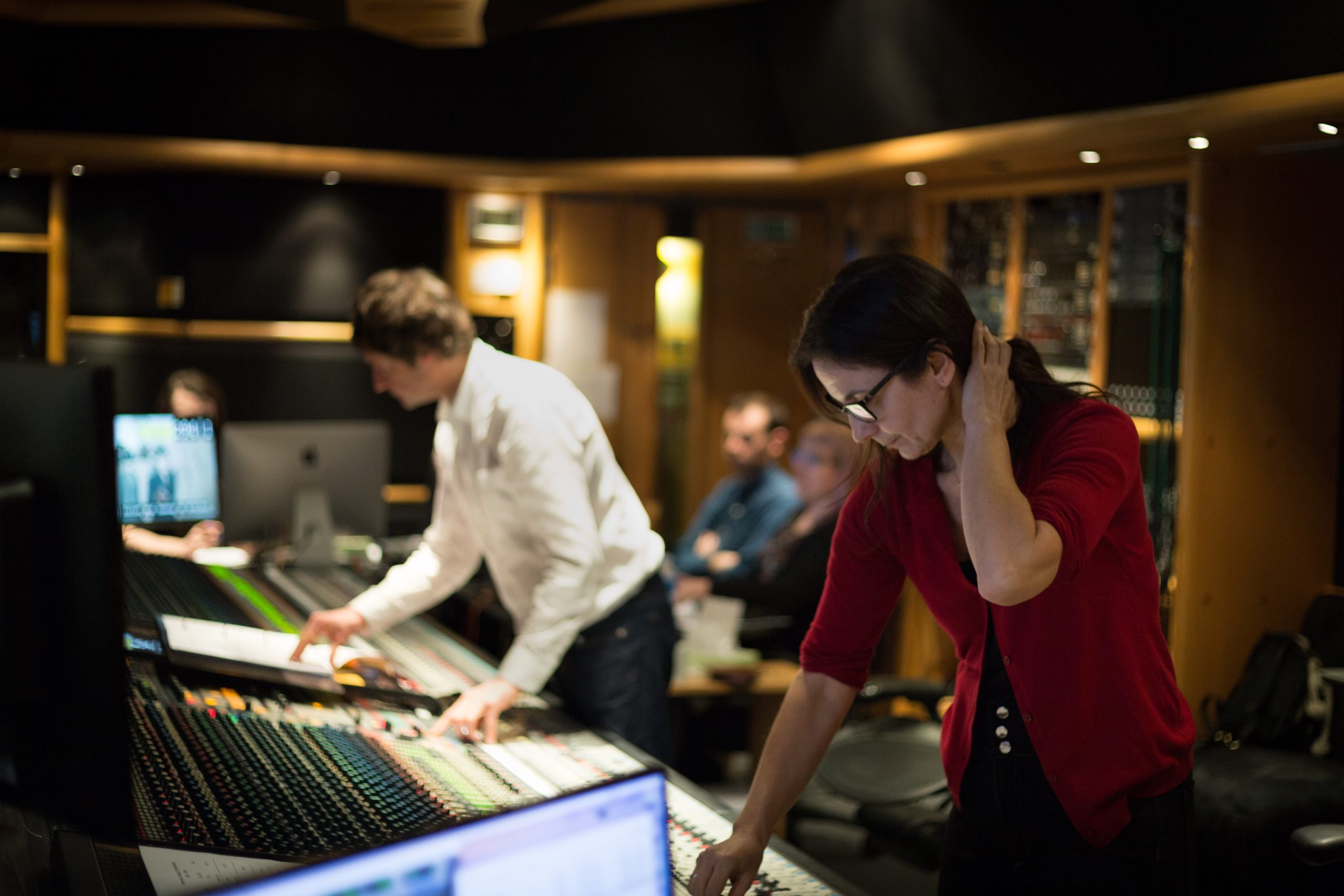 image of Alexandra Harwood in Abbey Road