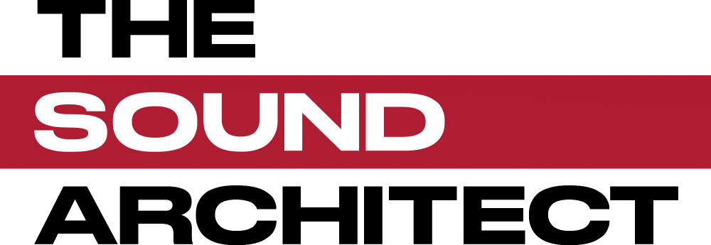 The Sound Architect Logo