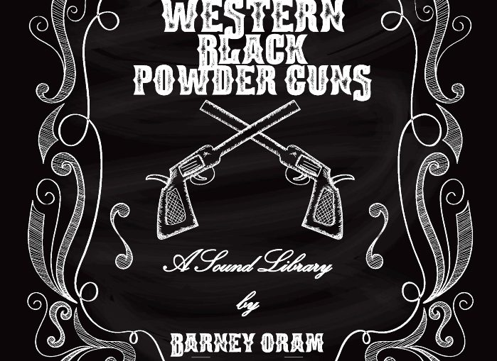 Barney Oram Western Black Powder Guns